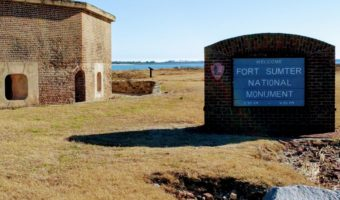 A Trip Back In Time At Fort Sumter