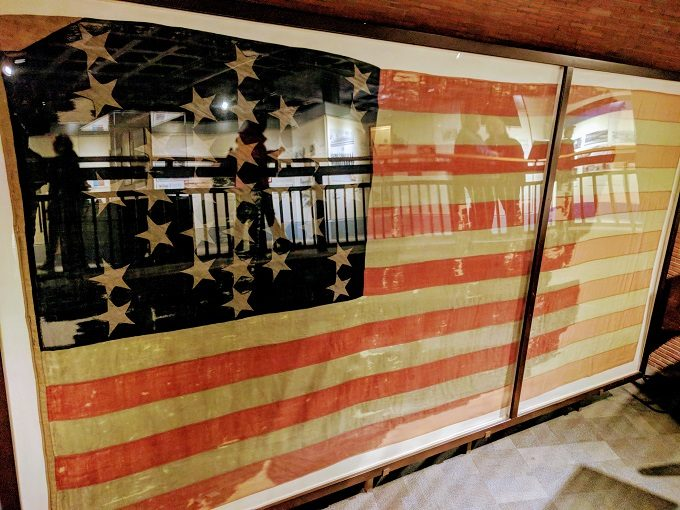 Fort Sumter's Battle Flag