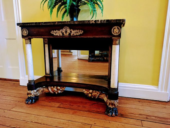 Furniture from the French Empire