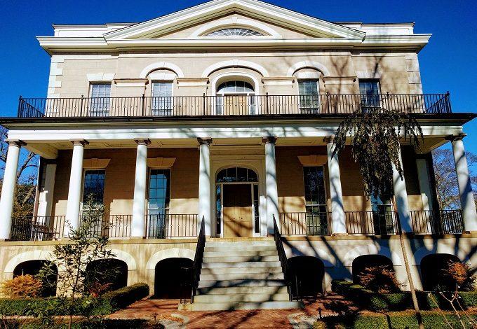 Our Tour Of The Hampton-Preston House, Columbia SC