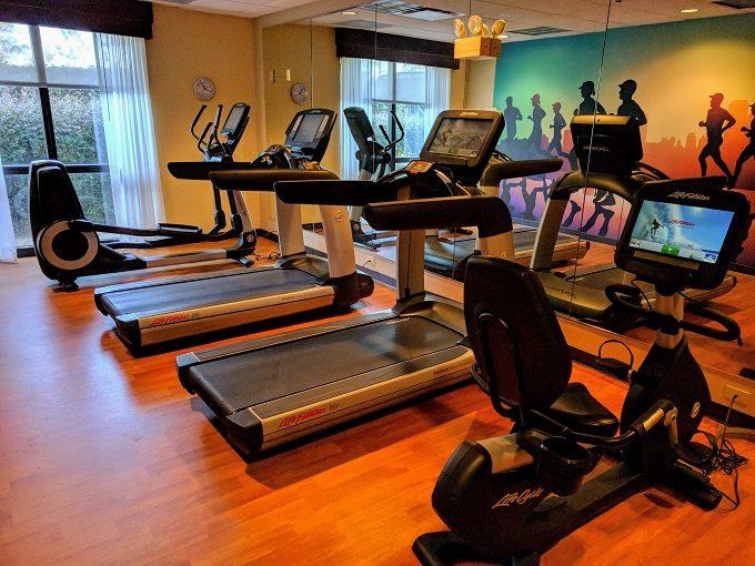 Hyatt Place Columbia-Harbison - fitness center