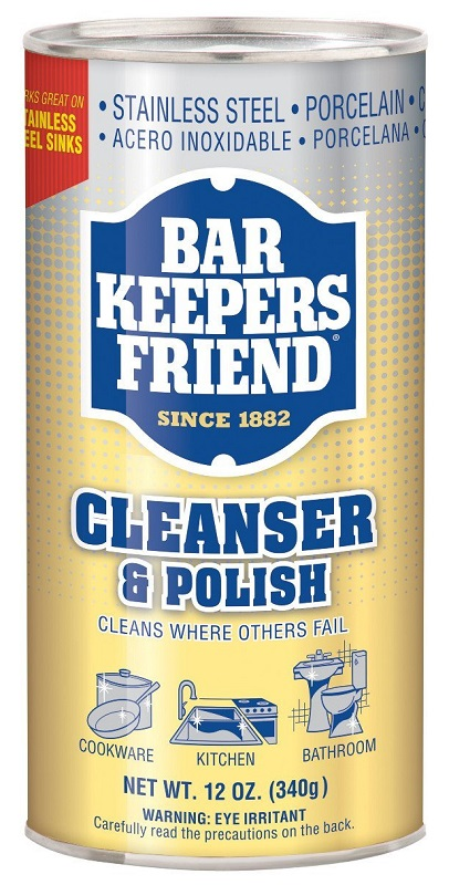 Instant Pot Accessories Bar Keepers Friend