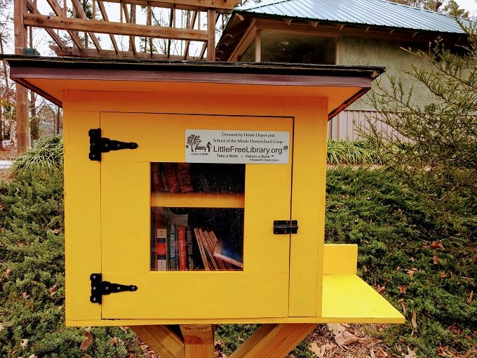 Irmo Community Park Little Free Library
