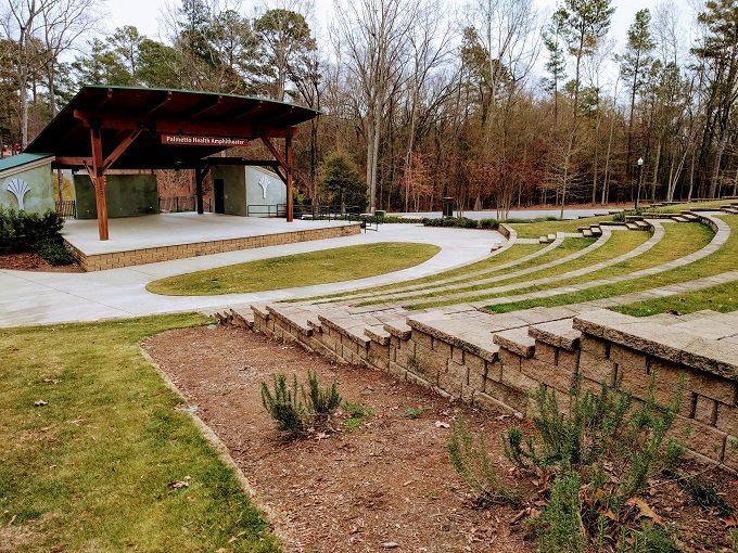 Irmo Community Park amphitheater