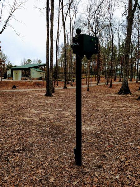 Irmo Community Park security cameras