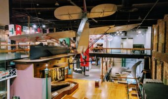 The South Carolina State Museum in Columbia SC