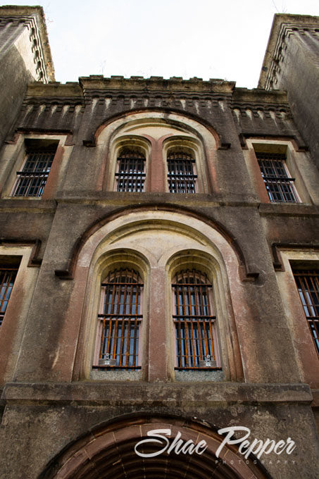 Old Charleston Jail