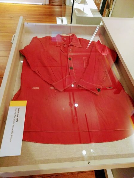Original Red Shirt from circa 1875