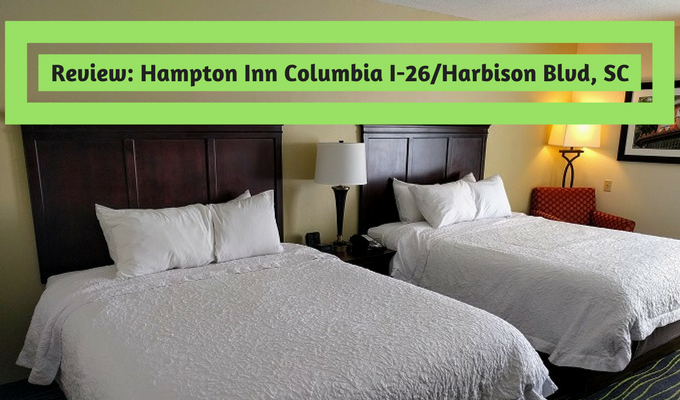 Review: Hampton Inn Columbia I-26/Harbison Blvd, SC
