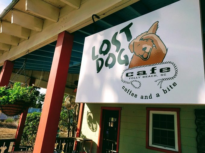 Review: Lost Dog Cafe, Folly Beach, South Carolina - No Home
