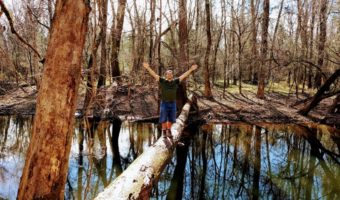 Hiking The Weston Lake Loop At Congaree National Park
