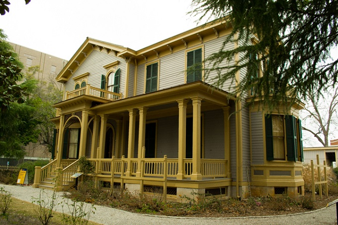 Our Tour Of The Woodrow Wilson Family Home, Columbia SC