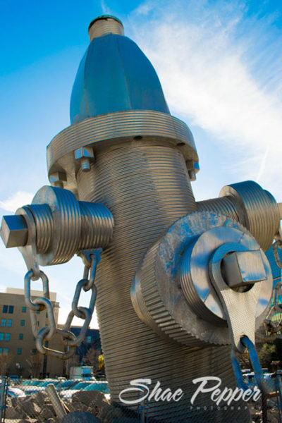 World's Largest Fire Hydrant, Columbia SC