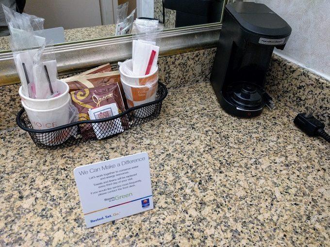 Comfort Inn Greenville SC - Coffee maker