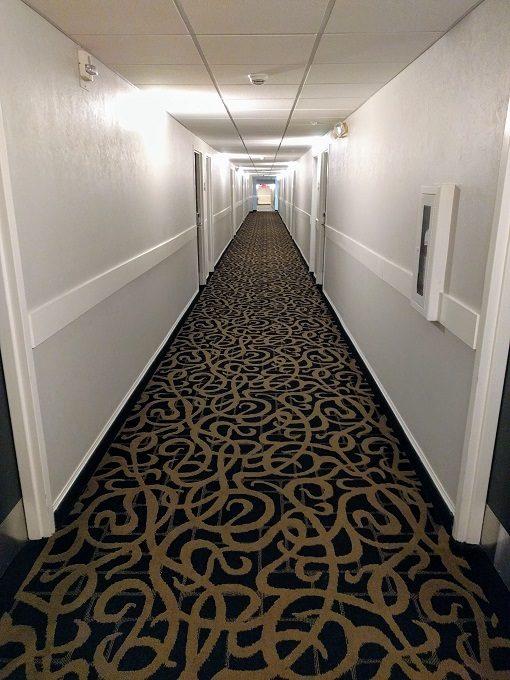 Comfort Inn Greenville SC - Hallway