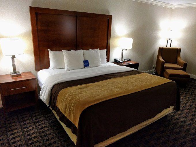 Comfort Inn Greenville SC - King bed