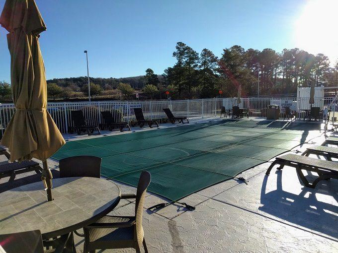 Comfort Inn Greenville SC - Swimming pool