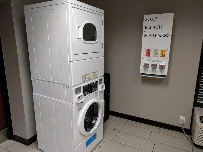 Comfort Inn Greenville SC - Washer & dryer 1