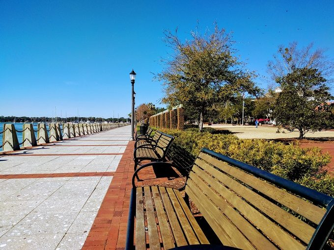 Henry C. Chambers Waterfront Park, Beaufort SC