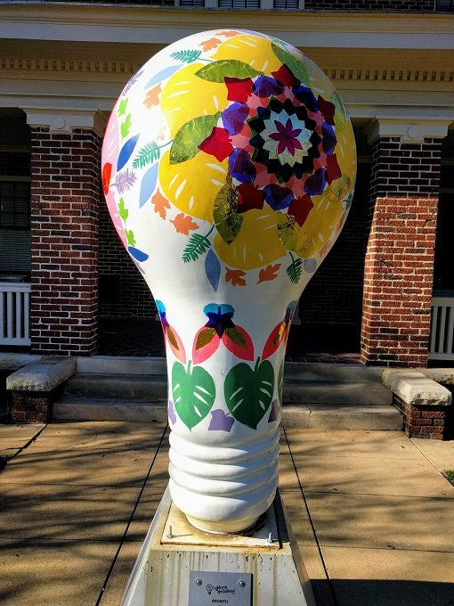 Lighten Up Spartanburg Growth by Kaitlyn Walters