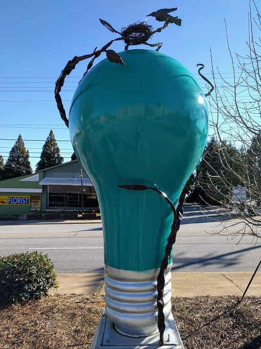 Lighten Up Spartanburg Perfect Harmony by Abe Duenas