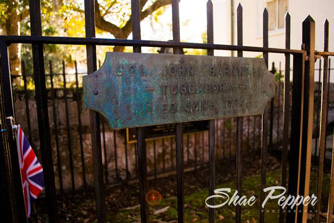 St Helena Church, Beaufort SC