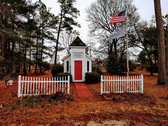 Traveler's Chapel, Myrtle Beach, South Carolina