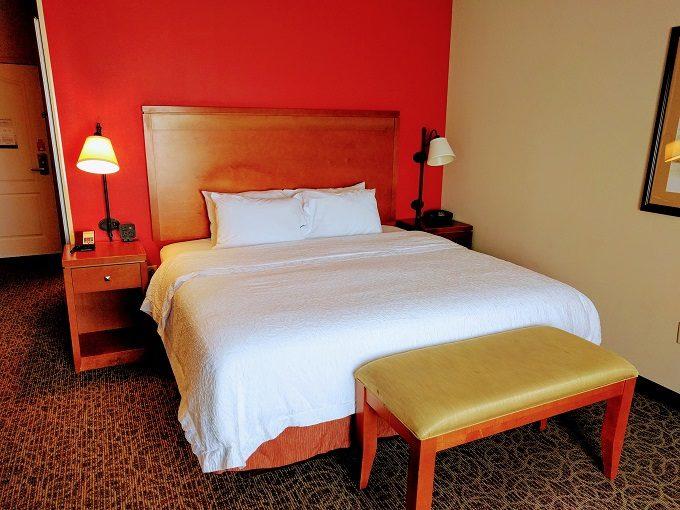 Hampton Inn Enterprise Al King Bed