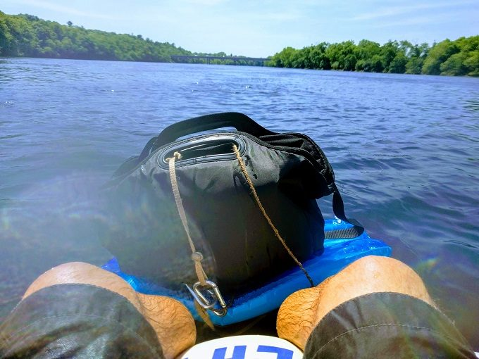 Going Loopy For Tubing On The Chippewa River - No Home Just Roam
