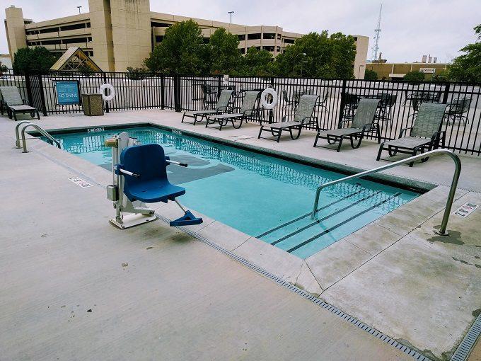 Hotel Review Aloft Tulsa Downtown No Home Just Roam