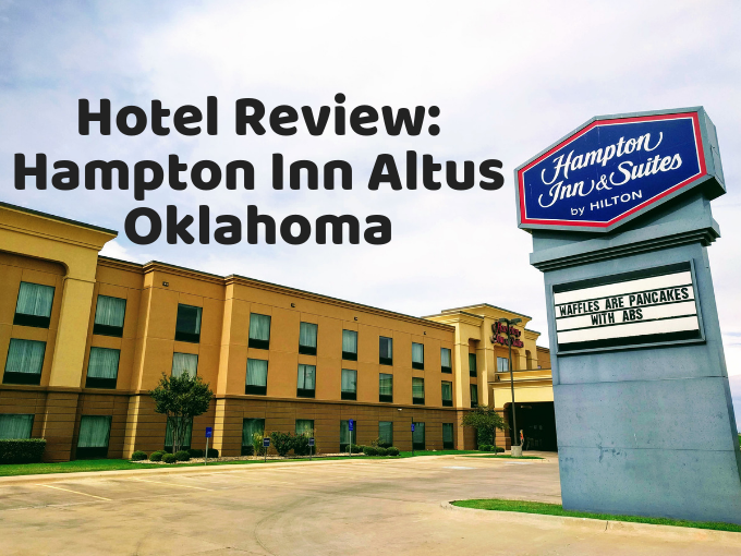 Hotel Review Hampton Inn Altus Oklahoma