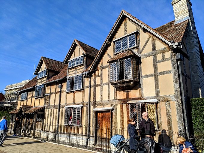An Afternoon In Stratford Upon Avon Home Of William