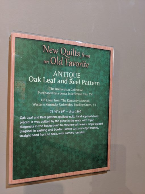 The Amazing World Of Quilting At The National Quilt Museum