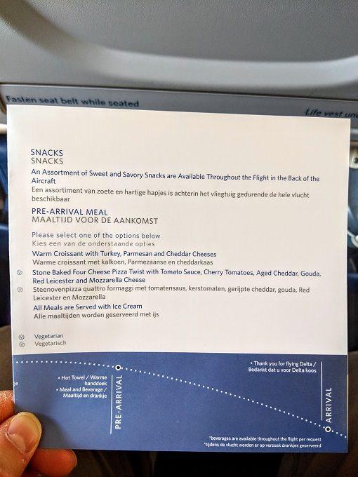Flight Review: Delta Economy – Amsterdam (AMS) To Boston